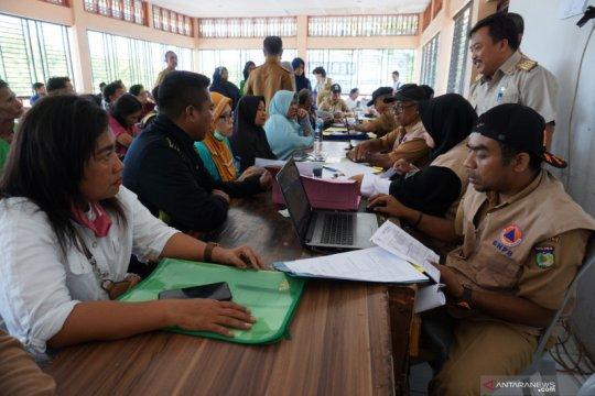 Relokasi korban bencana Palu ke hunian tetap dimulai akhir September