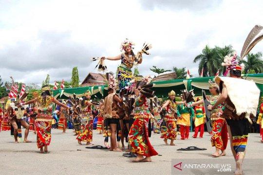Kalimantan Timur hanya dikunjungi 4.339 wisman pada Januari-Juli 2019