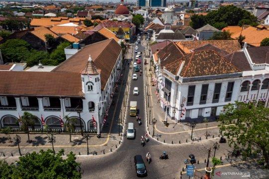 Revitalisasi lanjutan Kota Lama Semarang dimulai September