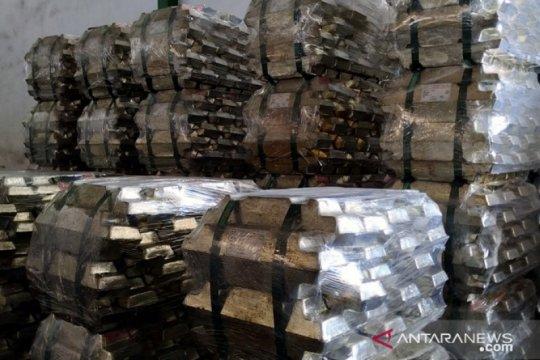 Transaksi timah murni di Bursa BKDI capai 7.823 miliar dolar AS