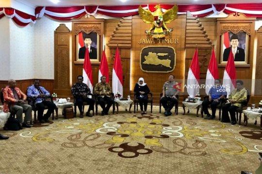 Polisi tangani dua kasus berbeda terkait Asrama Papua