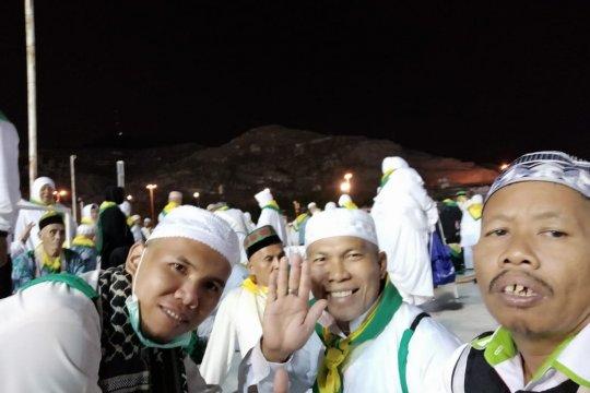 Jamaah Haji asal Sambas tiba pada 3 September 2019