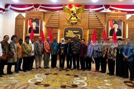 Pendeta-pendeta Papua berharap mahasiswa kembali menuntut ilmu