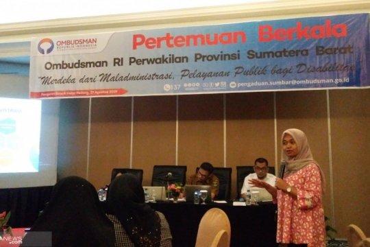 Ombudsman: Pelayanan publik harus adil bagi semua warga negara