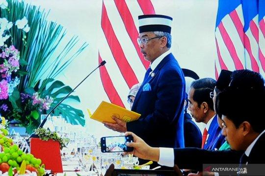Presiden dan Sri Paduka Malaysia harapkan keeratan hubungan