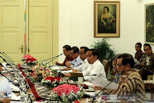 Presiden Jokowi minta peningkatan impor sampah disikapi hati-hati