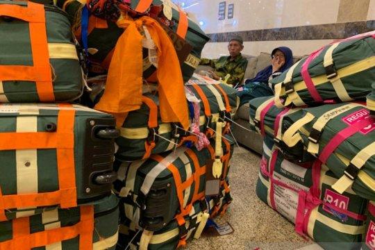 Separuh jamaah haji Indonesia telah tinggalkan Mekkah