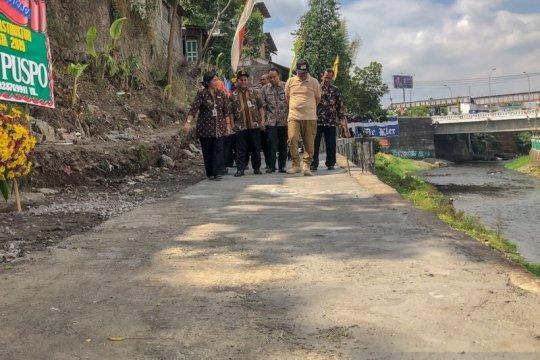 Jalan inspeksi Sungai Code di Yogyakarta diharapkan bangkitkan wisata