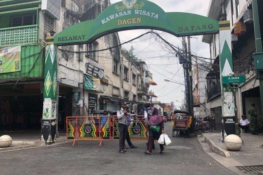 Dishub Yogyakarta sebut uji coba semi pedestrian Malioboro kondusif