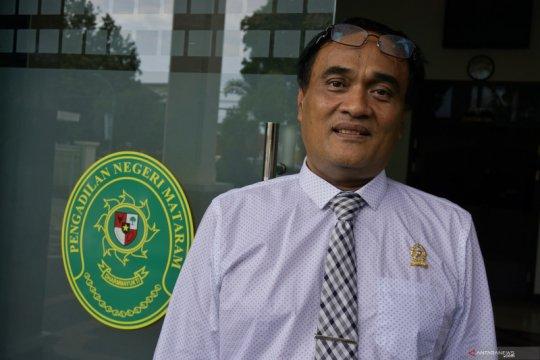 Pengadilan Negeri Mataram terima banding perkara pungli masjid