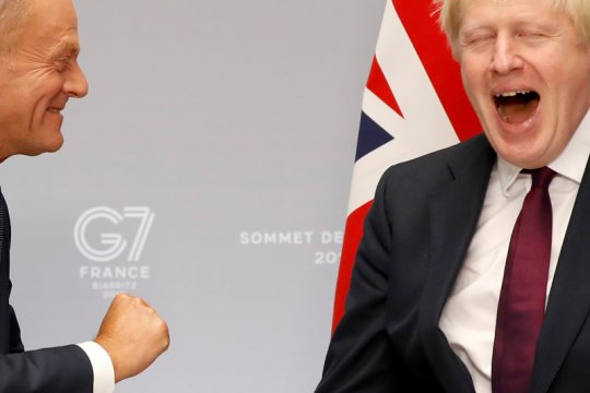 Oposisi Inggris berusaha ubah peraturan untuk paksa PM tunda Brexit