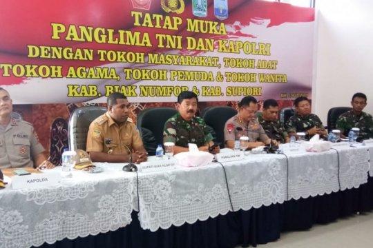 Kapolri-Panglima TNI dijadwalkan bertemu tokoh masyarakat di Wamena