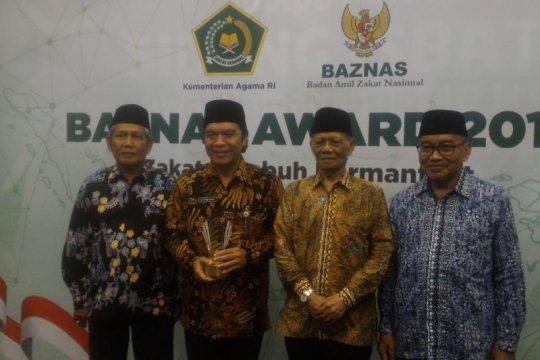 Pemprov Banten raih Anugerah Baznas Award 2019