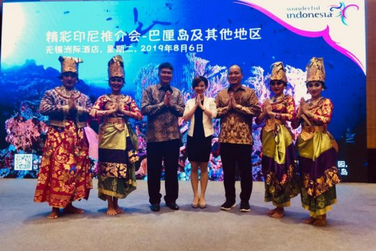 "Kemenpar gelar ""Bali & Beyond Sales Mission 2019"" di China"