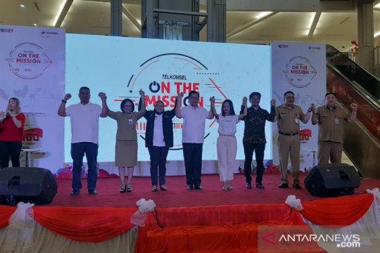 Telkomsel dorong munculnya ribuan usaha rintisan di Indonesia Timur
