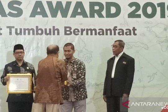 Laznas BMH sabet dua gelar terbaik Baznas Award 2019