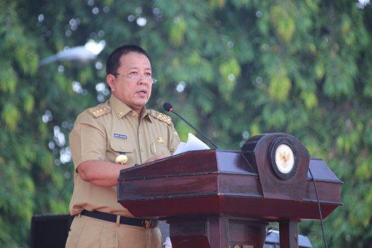 Ribuan pencari kerja di Lampung serbu bursa kerja