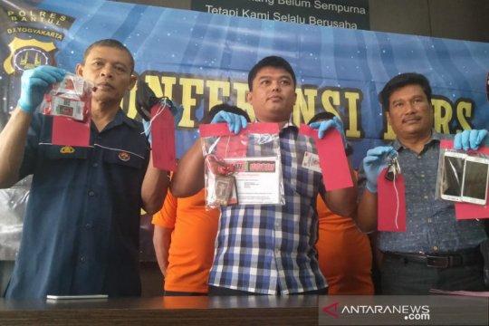 Polres Bantul bekuk tiga oknum wartawan gadungan peras pengusaha