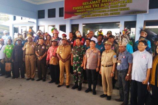 Kapolri dan Panglima TNI jamin keamanan mahasiswa Papua