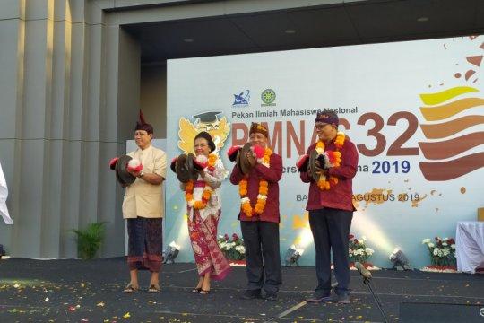 Kemenristekdikti dampingi peserta Pimnas ke-32 di Bali