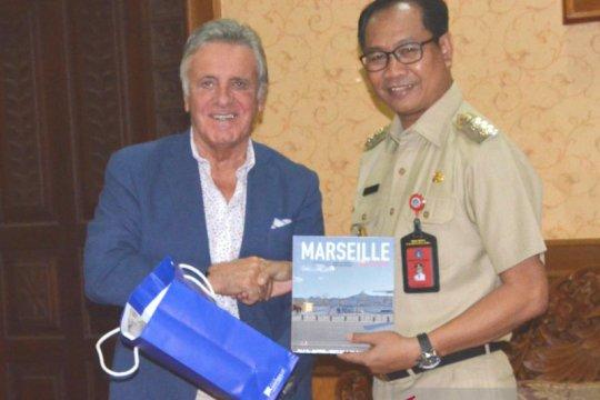 Wakil wali kota Marseille Perancis kunjungi Badung Bali