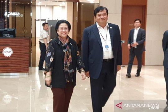 Megawati dukung pemerintah pindahkan ibu kota negara ke Kaltim