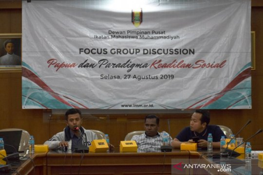 Organisasi kemahasiswaan: gandeng tokoh adat dalam persoalan Papua