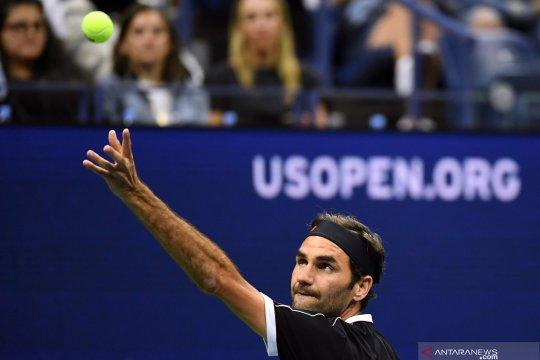Federer belum putuskan bertanding pada Olimpiade 2020