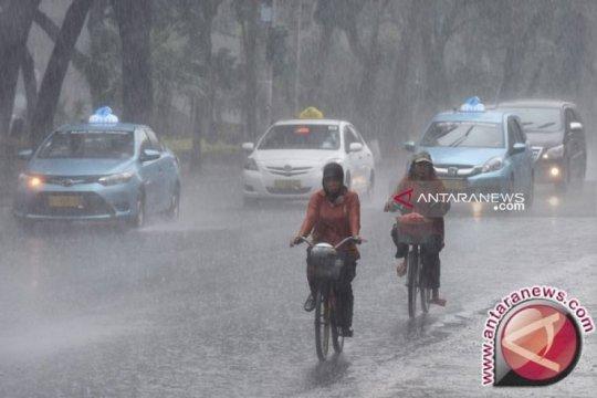 BMKG : Sejumlah daerah di Sumatera Barat berpotensi hujan lebat