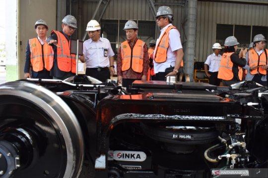 Laos beli kereta produksi Inka