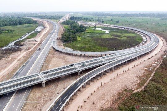 Ruas Kayuagung-Palembang siap operasional Oktober 2019