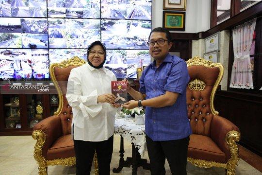 """Didik Farkhan luncurkan buku """"Jaksa Vs Mafia Aset"""" di Surabaya"""