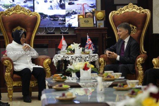 Dubes Inggris : Kerja sama Surabaya-Liverpool perlu ditingkatkan