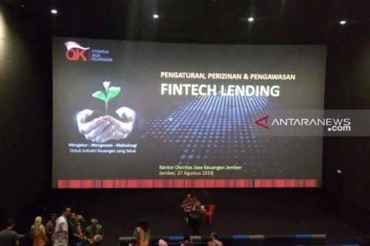 OJK : Fintech ilegal ibarat monster, hati-hati tawaran kredit lewat HP
