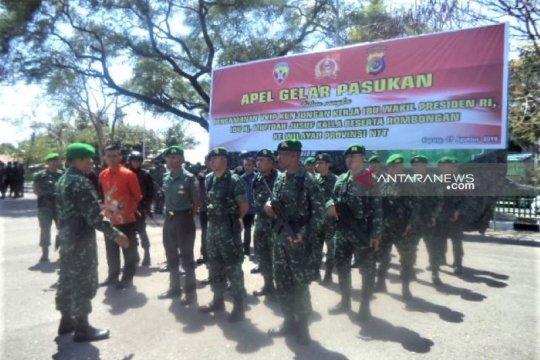 Mufidah Jusuf Kalla berkunjung ke NTT