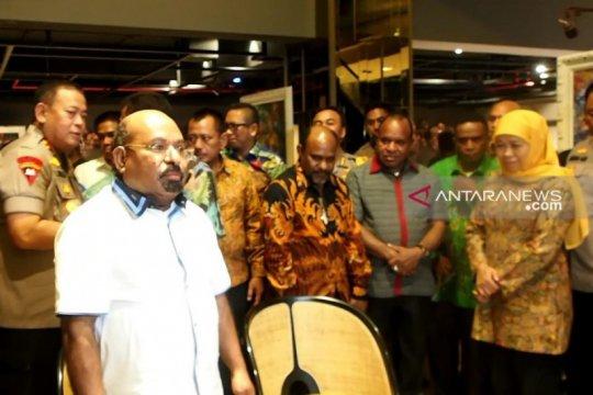 Gubernur Papua jadwalkan ulang temui penghuni asrama Papua di Surabaya