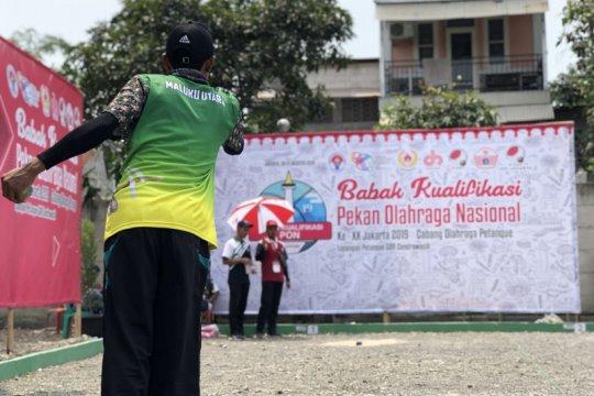 273 atlet Petanque ikuti kualifikasi PON 2020 di Jakarta