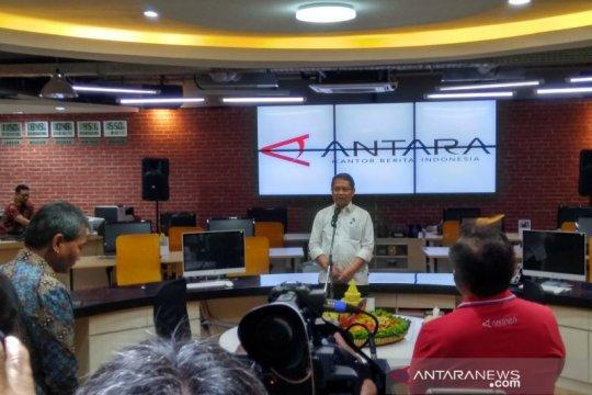 """Menkominfo resmikan layanan baru ANTARA """"BrandA"""""""