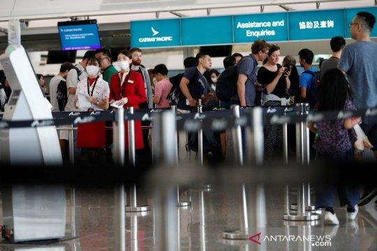 Hong Kong tahan pilot asing terkait senjata tak berizin