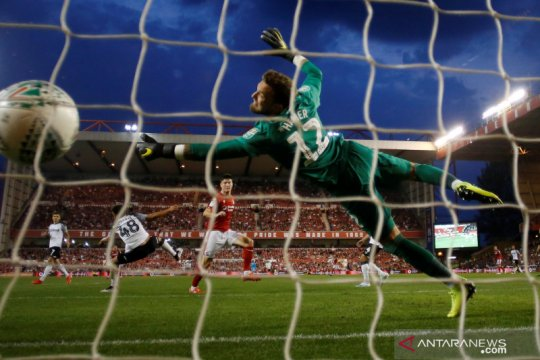 Piala Carabao: Nottingham Forest tekuk Derby County 3-0