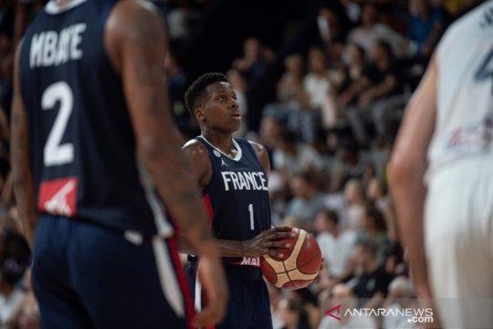Prancis pilih penggawa pertahanan berpengalaman untuk roster akhir