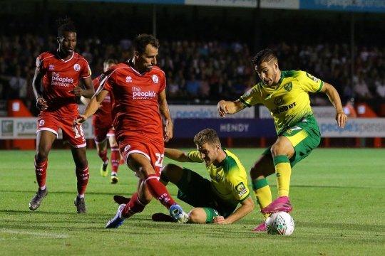 Tim-tim Liga Premier melenggang, kecuali Norwich dan Crystal Palace
