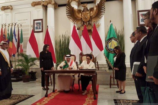 Indonesia perkuat kerja sama ekonomi dengan negara-negara Teluk