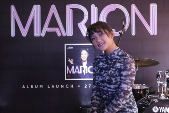 """Marion Jola akhirnya rilis album perdana bertajuk """"MARION"""""""