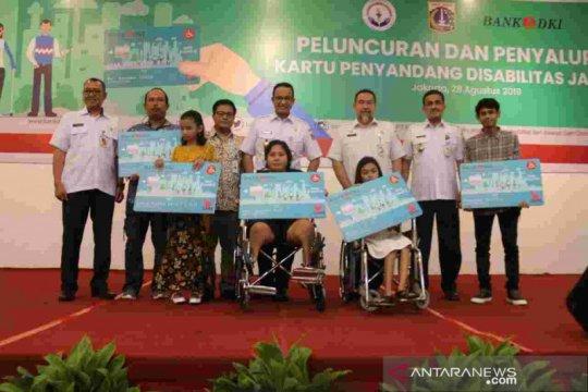 DKI Jakarta luncurkan Kartu Penyandang Disabilitas demi kesejahteraan