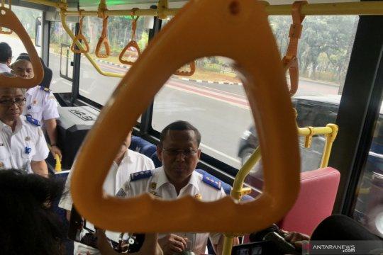 Kemenhub akan gunakan bus listrik untuk beli jasa 2021