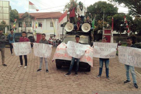 Bawaslu Maluku tindaklanjuti demonstrasi HMI soal Ketua Bawaslu SBT