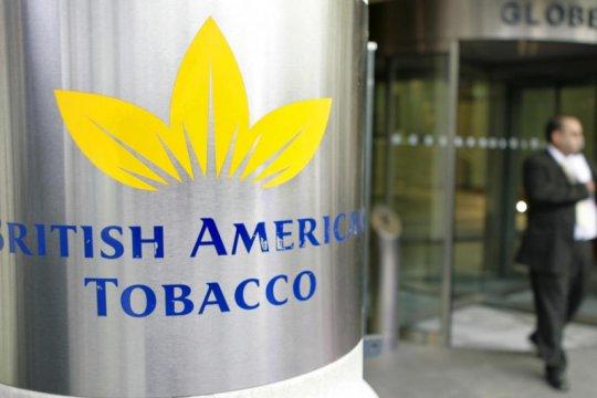 Bursa saham Inggris melemah, saham British American Tobacco anjlok