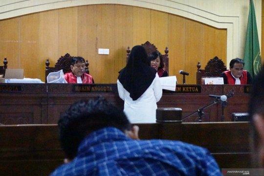 Hakim telusuri modus pelarian Dorfin dari pemeriksaan Kompol Tuti