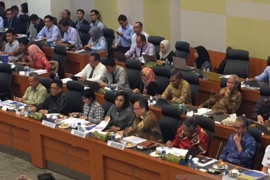 Banggar DPR-Pemerintah gelar rapat kerja bahas RUU APBN 2020